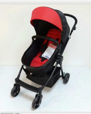 Baby Trend City Clicker Red