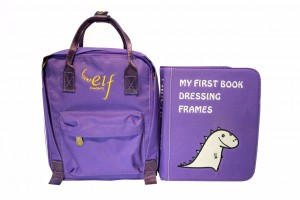 ELF MY FIRST BOOK 2 PURPLE