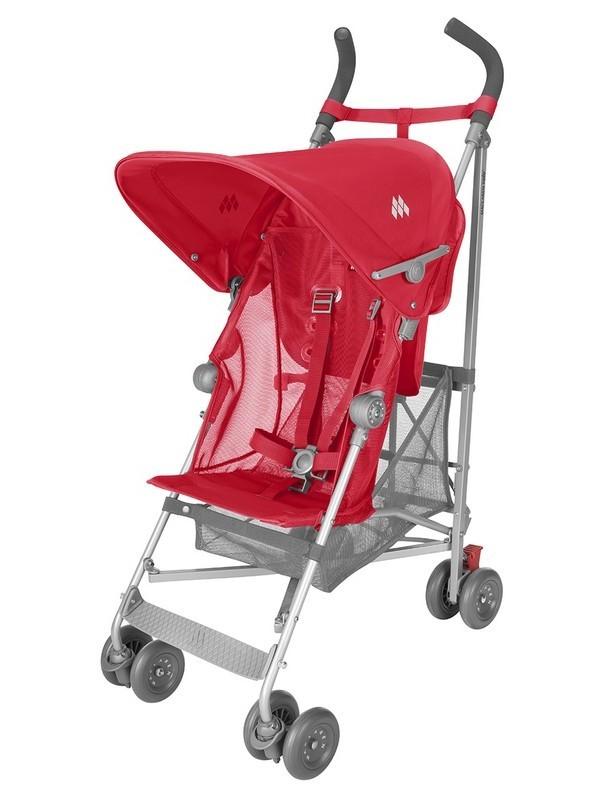 Stroller World - Maclaren Volo - Red