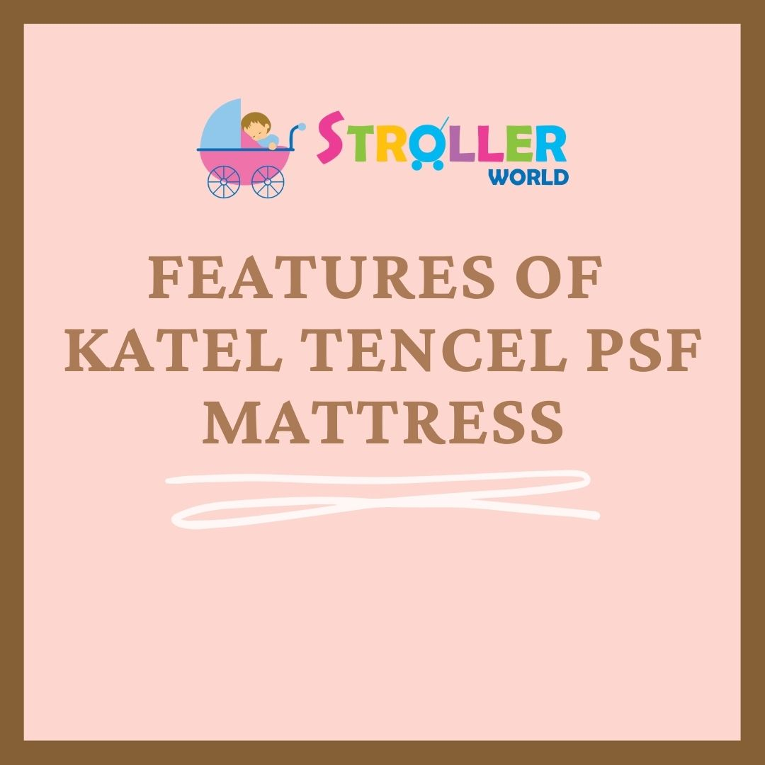 Features of KATEL Tencel PSF Mattress