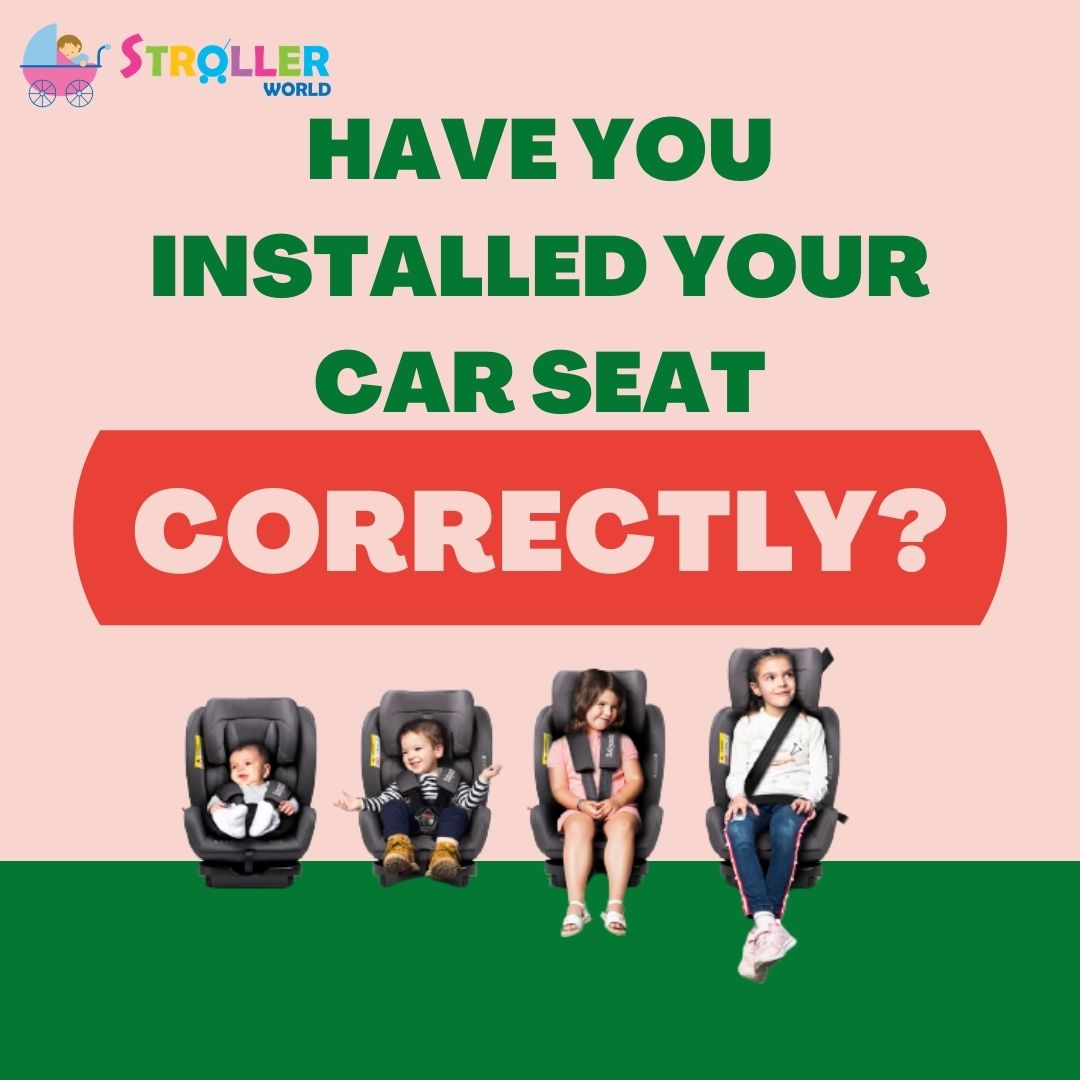 Have You Installed Your Car Seat Correctly?