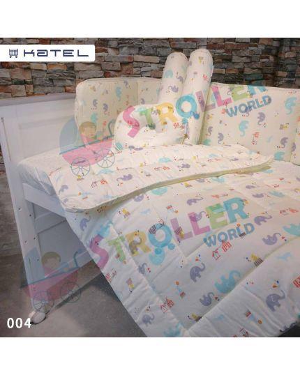 KATEL Premium Bedding Set - CH004