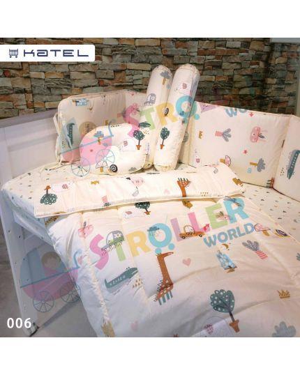KATEL Premium Bedding Set - CH006