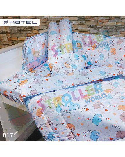 KATEL Premium Bedding Set - CH015