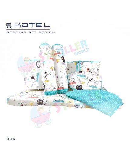 KATEL Premium Bedding Set - CH005