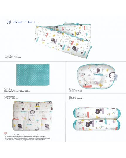 KATEL Premium Bedding Set - CH007