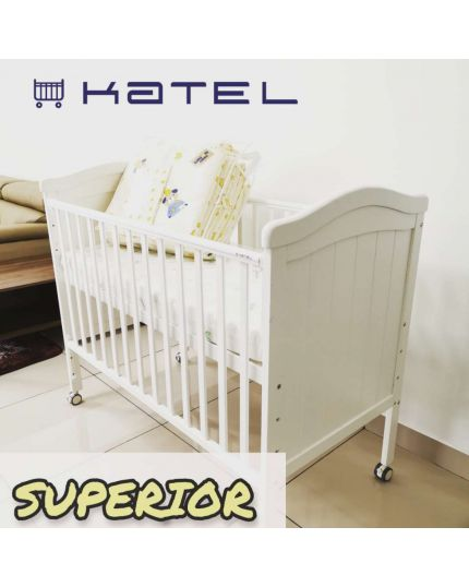 Katel Baby Cot - Superior