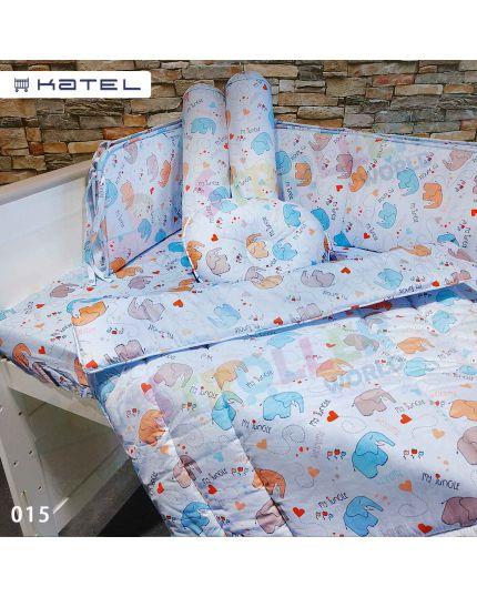 KATEL Premium Bedding Set - CH0015
