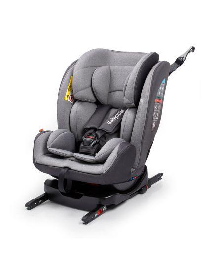 BabyAuto Duplafix Grey