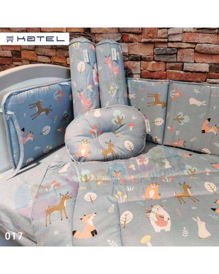 KATEL Premium Bedding Set - CH0017