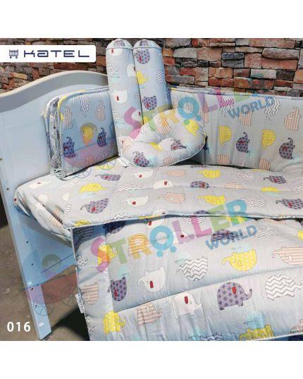KATEL Premium Bedding Set - CH016