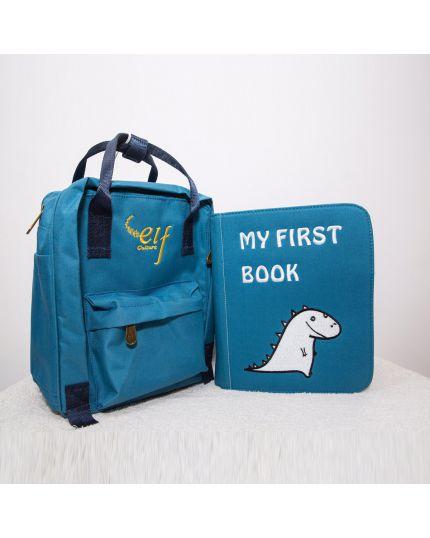 ELF MY FIRST BOOK 1 BLUE