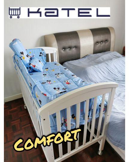 KATEL Comfort Baby Cot