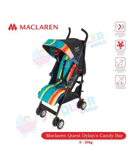 Maclaren Quest Dylan's Candy Bar