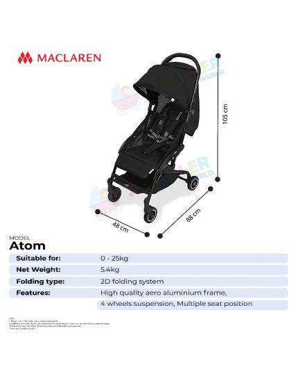 Maclaren Atom