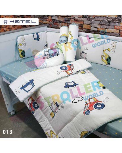 KATEL Premium Bedding Set - CH013