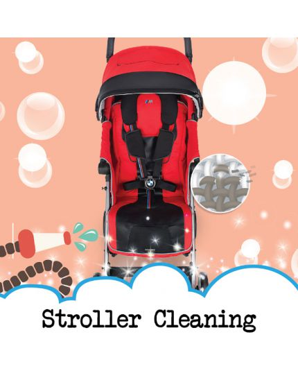 Baby Gear Spa Cleaning Services Member Package