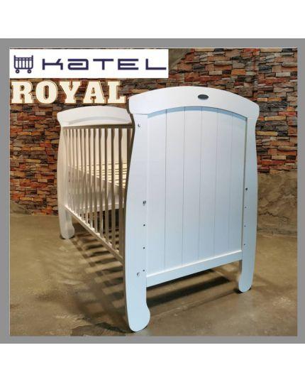 KATEL baby cot - Royal