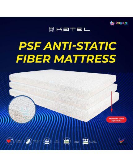 KATEL PSF Anti Static Babycot Mattress size 70cm x 130 cm