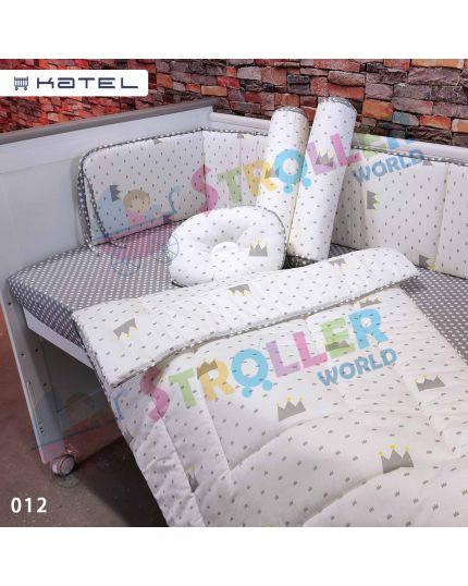 KATEL Premium Bedding Set - CH012