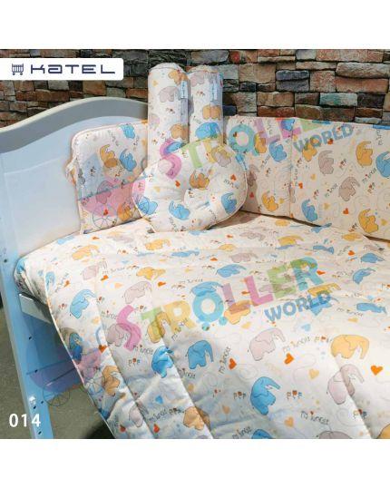 KATEL Premium Bedding Set - CH014