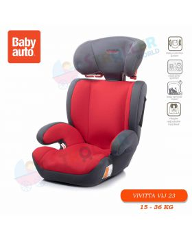 BabyAuto Vivitta VIJ 23 Red