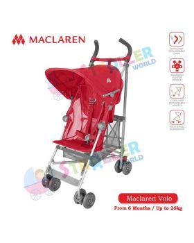 Maclaren Volo - Red