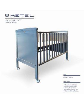 KATEL baby cot - Deluxe