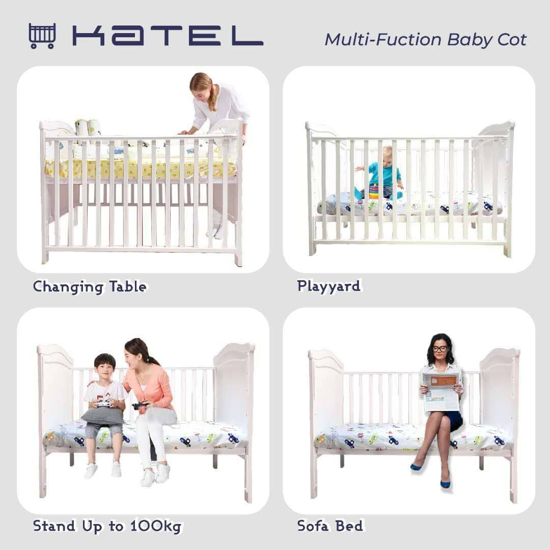 multifunction baby cot